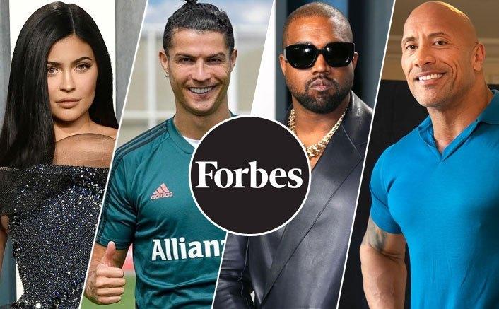 10 người nổi tiếng kiếm được nhiều tiền nhất một năm qua