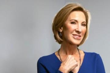 Carly Fiorina, từ nữ thư ký đến CEO quyền lực