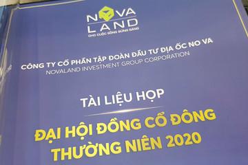 Họp ĐHĐCĐ Novaland: Có thể được giải ngân 290 triệu USD vốn ngoại trong năm nay