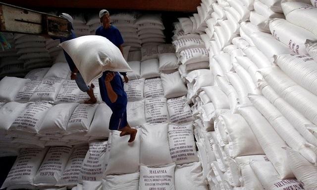 Giá gạo xuất khẩu của Việt Nam chạm đỉnh 8 năm