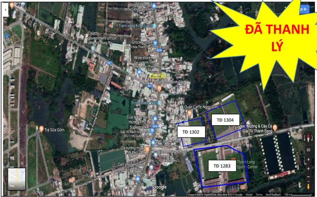 Sacombank đã bán xong 3 lô đất khủng tại Bình Chánh  - Ảnh 1.