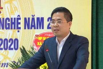 Phó Chủ tịch Thái Bình làm Thứ trưởng Khoa học & Công nghệ