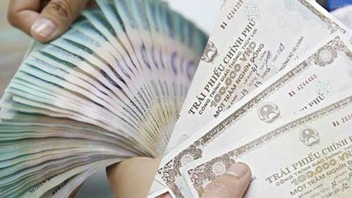Huy động trái phiếu Chính phủ tăng 5 lần