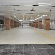 Hoàn thành đổ bêtông sàn ga ngầm metro Bến Thành trong năm 2020