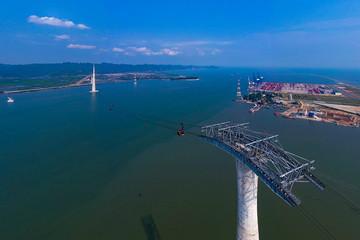 Khai trương tuyến cáp vượt biển có trụ cáp cao nhất thế giới tại Hải Phòng
