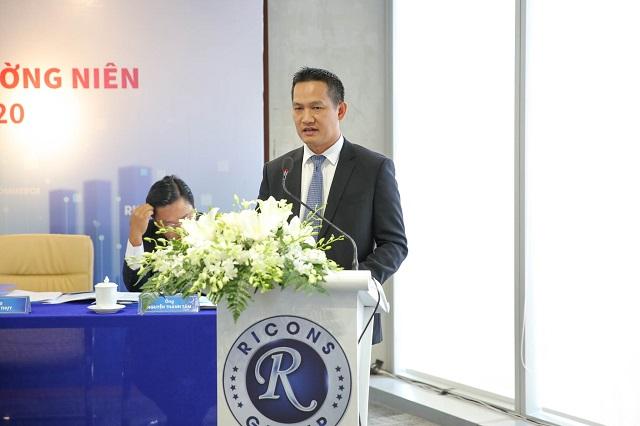 CEO Ricons: Ngừng nhận thầu từ Coteccons không ảnh hưởng đến kinh doanh