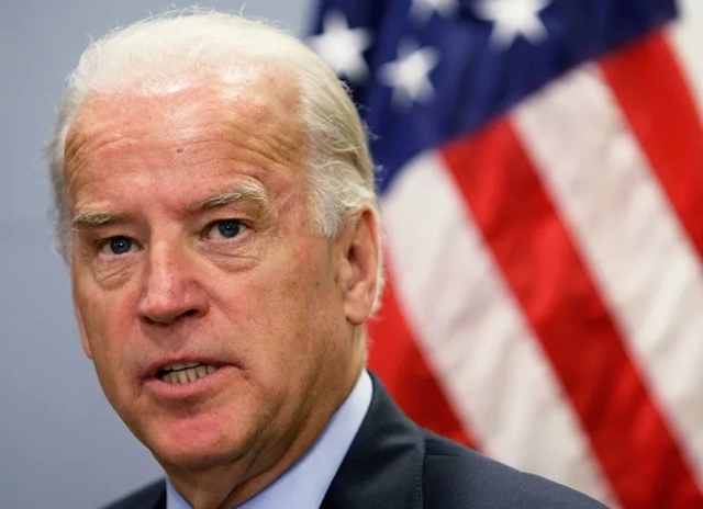 Chân dung ứng viên Tổng thống Mỹ Joe Biden. Ảnh: Biography
