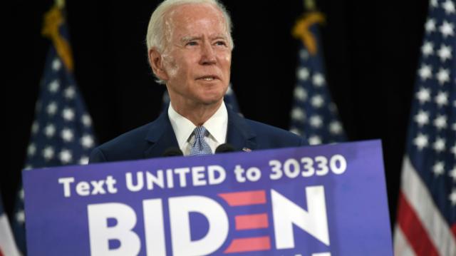 Ông Joe Biden vừa giành đủ phiếu để vượt qua các ứng viên trong nội bộ đảng Dân Chủ (Mỹ), trở thành đại diện của đảng này trong cuộc bầu cử Tổng thống Mỹ vào tháng 11/2020. Đồ họa: New York Times.