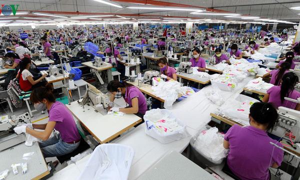 Chủ động nguồn nguyên liệu giúp dệt may, da giày tăng trưởng trong EVFTA