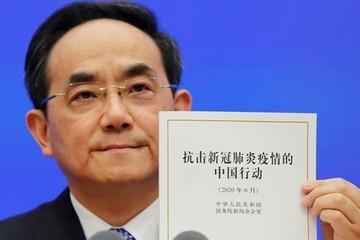 Trung Quốc phủ nhận sai lầm bằng Sách trắng Covid-19