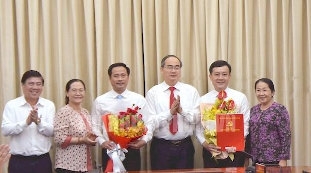 TP HCM, Khánh Hòa, Thái Bình, Quảng Ninh có thay đổi về nhân sự