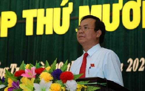 Tỉnh Quảng Trị, TP HCM có nhân sự mới