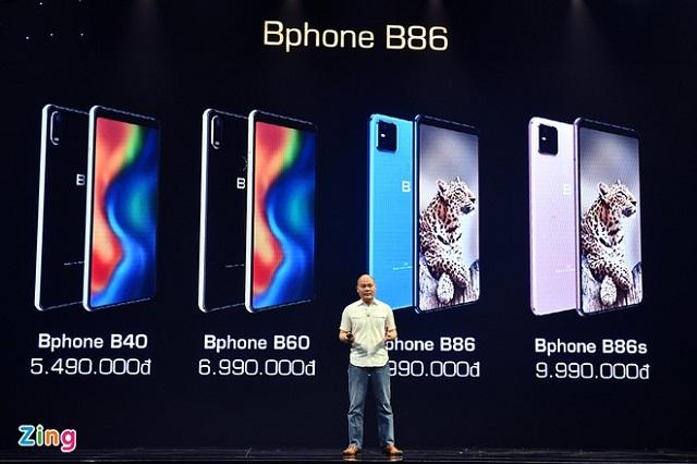 Bkav công bố sản xuất điện thoại 4G giá dưới 1 triệu