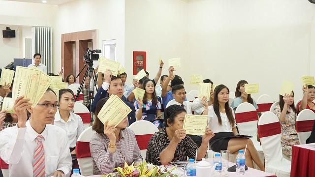 Họp ĐHĐCĐ Saigonres: Kế hoạch lãi năm nay gấp 1,6 lần, sẽ chuyển nhượng một dự án