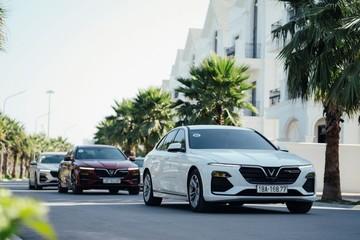 VinFast bán được hơn 2.100 ôtô trong tháng 5