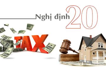 Sửa khoản 3 Điều 8 Nghị định 20: Doanh nghiệp vẫn mòn mỏi đợi