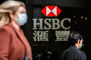 HSBC 'trên đe dưới búa' vì Trung Quốc áp luật an ninh quốc gia với Hong Kong
