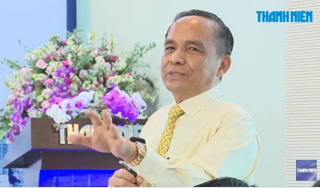 Chủ tịch HoREA: Sau đại dịch, giá bất động sản cũng không thể đi xuống