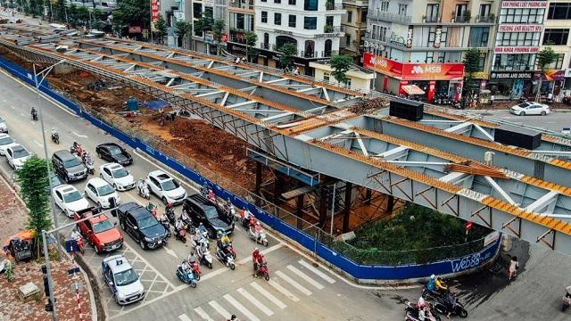 Hà Nội: Gần 60 dự án giao thông lớn sẽ hoàn thành trong năm 2020