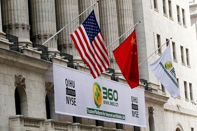 Sức ép của Mỹ có thể tạo cơ hội cho thị trường tài chính Trung Quốc