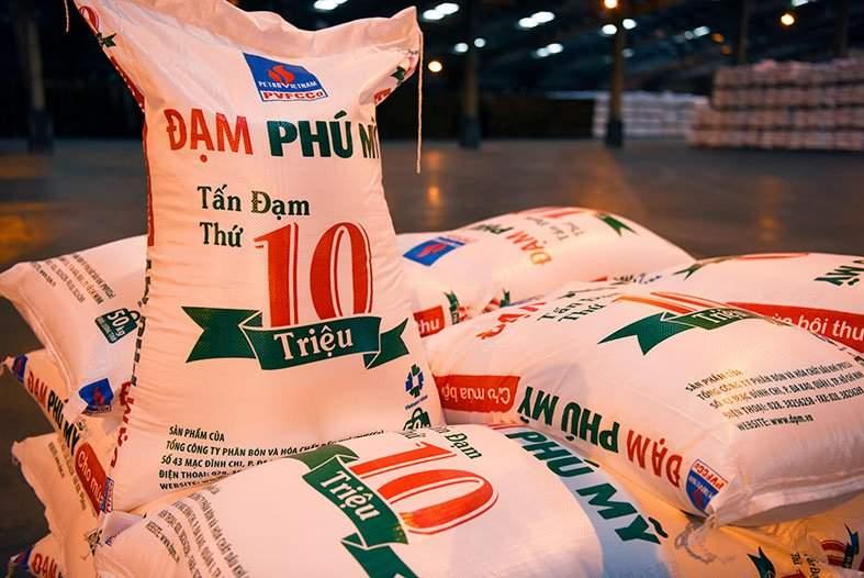 Đạm Phú Mỹ đặt kế hoạch lợi nhuận năm 2020 tăng 11%