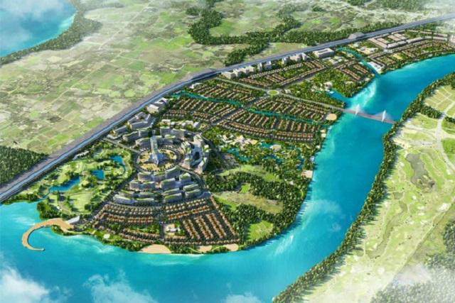 Nhiều dự án khu công nghiệp, đô thị nghỉ dưỡng hàng trăm hecta lộ diện