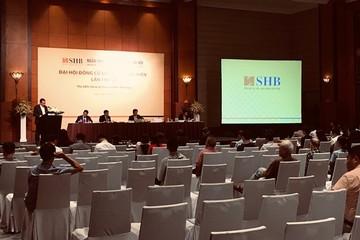 Họp ĐHCĐ SHB: Giữ lại 300 tỷ đồng lợi nhuận của chi nhánh Lào và Campuchia