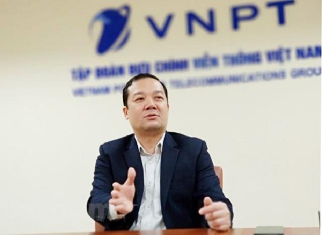 Ông Phạm Đức Long làm Chủ tịch VNPT