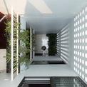 <p> Thông qua dự án, các kiến trúc sư muốn truyền tải thông điệp đơn giản, xanh và tiết kiệm năng lượng đến những người xung quanh.</p>