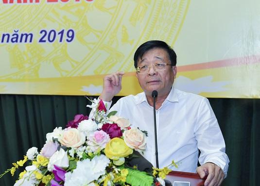 Ông Nguyễn Quốc Hùng, Vụ trưởng Vụ tín dụng NHNN. Ảnh: SBV.