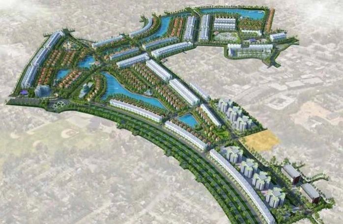 Liên danh Licogi 14 và Licogi 16 được chỉ định là nhà đầu tư dự án gần 2.900 tỷ đồng ở Phú Thọ