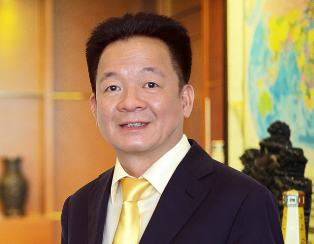Ông Đỗ Quang Hiển, Chủ tịch HĐQT SHB. Ảnh: SHB.