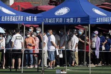 Bắc Kinh kêu gọi người dân không rời thành phố