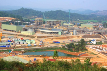 Chủ dự án Núi Pháo đã phát hành hơn 2.200 tỷ đồng trái phiếu