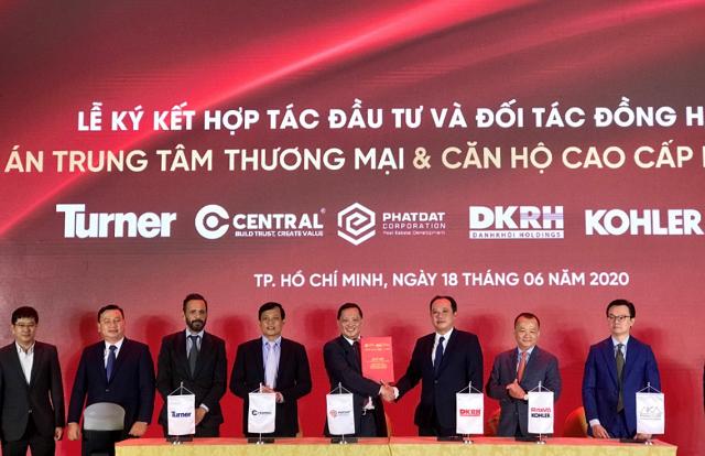 Phát Đạt hợp tác với Danh Khôi làm dự án 5.800 tỷ đồng tại Bình Dương