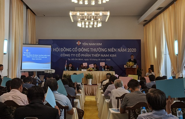 CEO Thép Nam Kim: Kế hoạch lợi nhuận 200 tỷ là con số thách thức