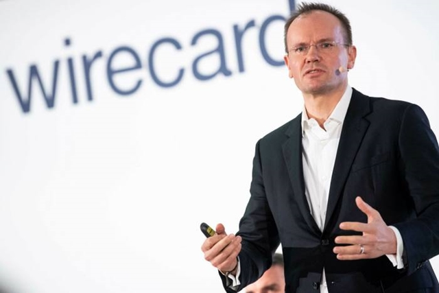 CEO Wirecard Markus Braun