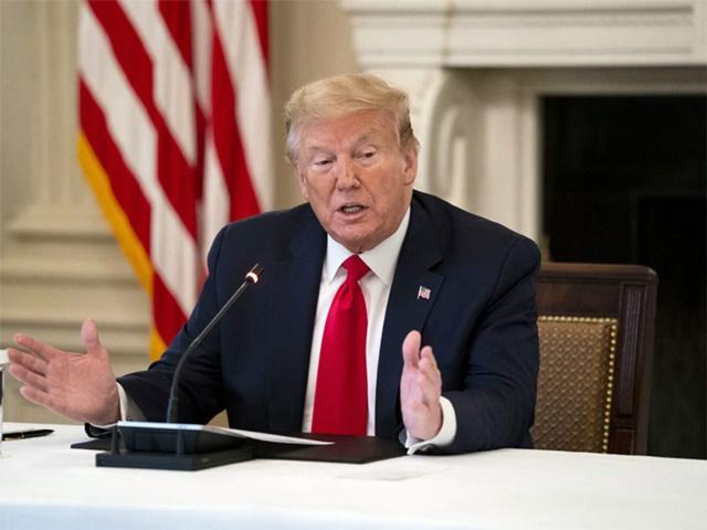 Trump tái khẳng định không đóng cửa kinh tế Mỹ lần nữa