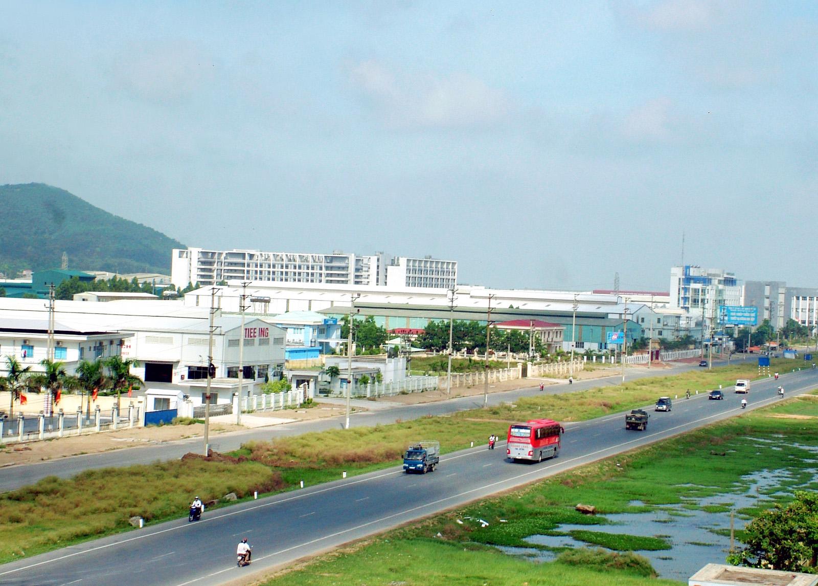 Viglacera lập quy hoạch 1/2.000 Khu công nghiệp Thuận Thành I quy mô 250 ha