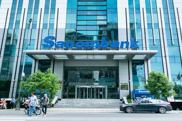 Sacombank xin nới room tín dụng lên 14%