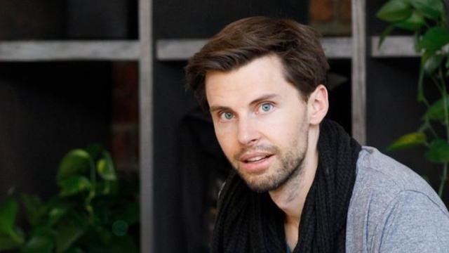 Justin McLeod phát triển ứng dụng hẹn hò riêng với mục đích là giúp anh sớm vượt qua được nỗi đau khi mất đi tình yêu thời đại học. Ảnh: Hinge.