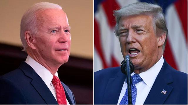 Bầu cử Mỹ: Biden lại vượt Tổng thống Trump khi thăm dò dư luận