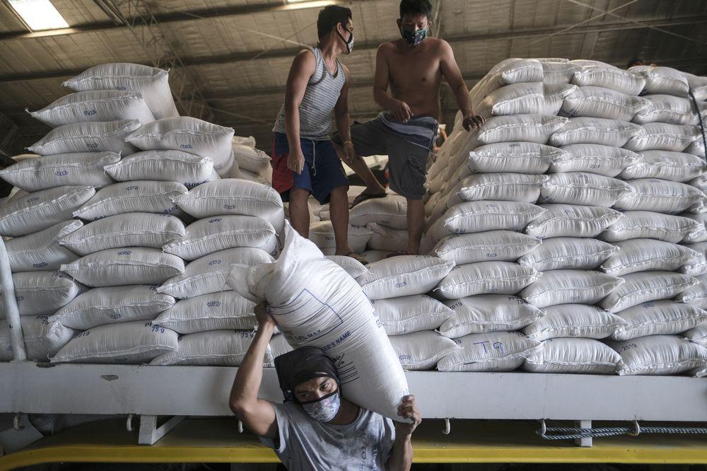 Nhu cầu yếu, giá gạo xuất khẩu tại châu Á đồng loạt giảm