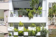Ngôi nhà trên miếng đất 37 m2, mặt tiền hướng Tây được thiết kế thông minh