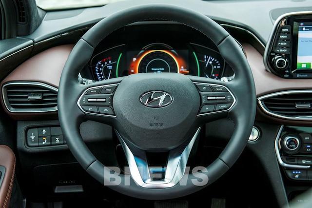 Một mẫu xe của Hyundai
