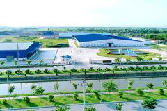 Điều chỉnh quy hoạch các khu công nghiệp tại Nam Định trong năm 2020