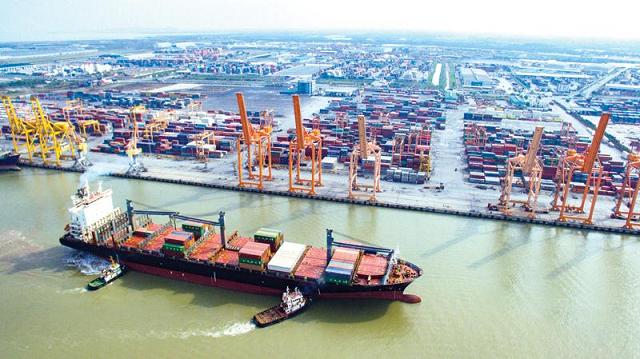 Điều chỉnh giảm vốn điều lệ của Công ty mẹ - Tổng công ty Hàng hải Việt Nam