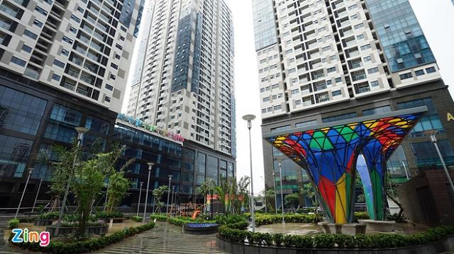 Giá nhà ở Hà Nội thấp hơn 30% so với TP HCM
