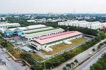 Hà Nội lập thêm 4 cụm công nghiệp ở các huyện Thường Tín, Hoài Đức, Đan Phượng