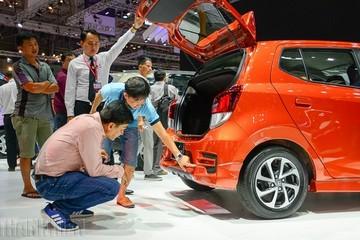 Xe Toyota giá rẻ nhất Việt Nam giảm 15 triệu đồng